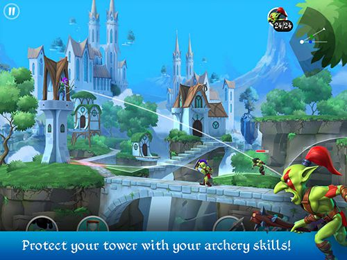 Baixe Tiny archers gratuitamente para iPhone, iPad e iPod.