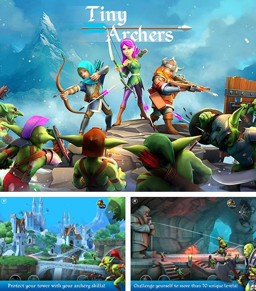 In addition to the game Kavinsky for iPhone, iPad or iPod, you can also download Tiny archers for free.