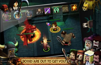 Free Tiny Legends: Heroes download for iPhone, iPad and iPod.