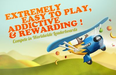 Download Tiny Plane iPhone free game.
