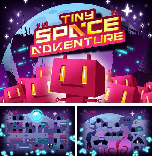 In addition to the game Chicken Balls: Area for iPhone, iPad or iPod, you can also download Tiny space adventure for free.