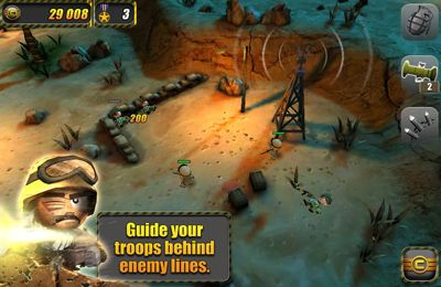Descarga gratuita de Tiny Troopers para iPhone, iPad y iPod.