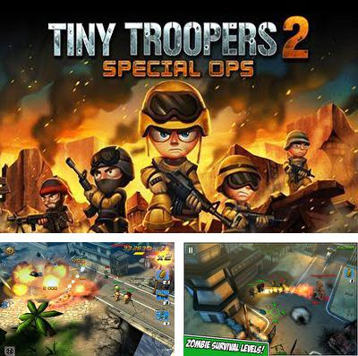 In addition to the game Heroes of Paragon for iPhone, iPad or iPod, you can also download Tiny Troopers 2: Special Ops for free.