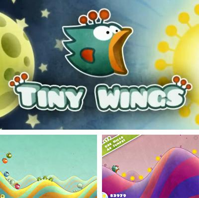 In addition to the game Xtreme Rally Championship for iPhone, iPad or iPod, you can also download Tiny Wings for free.