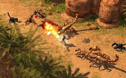 Download Titan quest iPhone free game.