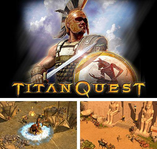 In addition to the game New York 3D Rollercoaster Rush for iPhone, iPad or iPod, you can also download Titan quest for free.