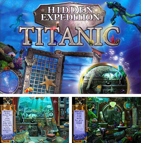 Download Titanic: Hidden expedition iPhone free game.