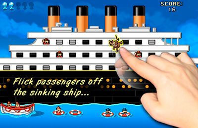 Download Titanic Rescue iPhone free game.