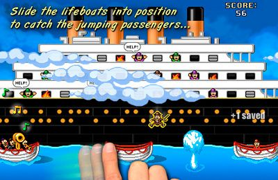Baixe Titanic Rescue gratuitamente para iPhone, iPad e iPod.