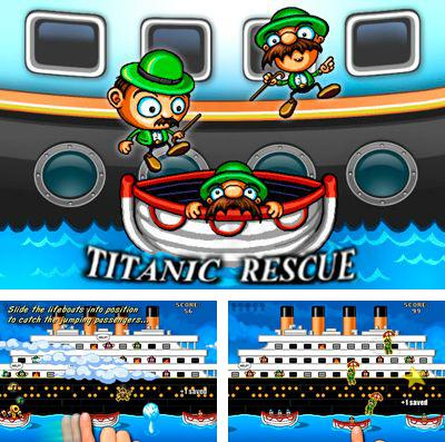In addition to the game WarShip for iPhone, iPad or iPod, you can also download Titanic Rescue for free.