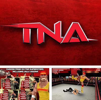 In addition to the game Hamstrong: Castle run for iPhone, iPad or iPod, you can also download TNA Wrestling iMPACT for free.
