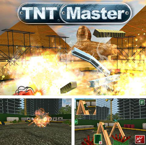 In addition to the game The Smiler for iPhone, iPad or iPod, you can also download TNT Master for free.