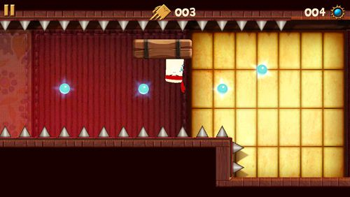 Écrans du jeu To-Fu: The trials of Chi pour iPhone, iPad ou iPod.