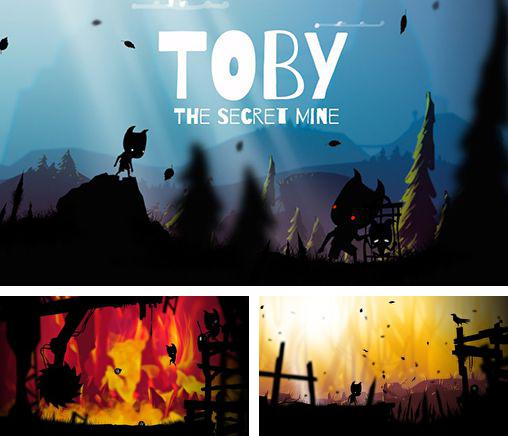 除了 iPhone、iPad 或 iPod 游戏,您还可以免费下载Toby: The secret mine, 。