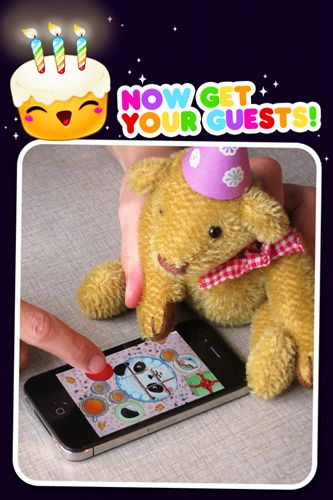 Download Toca: Birthday party iPhone free game.