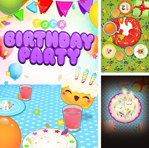 In addition to the game Lokipoki for iPhone, iPad or iPod, you can also download Toca: Birthday party for free.