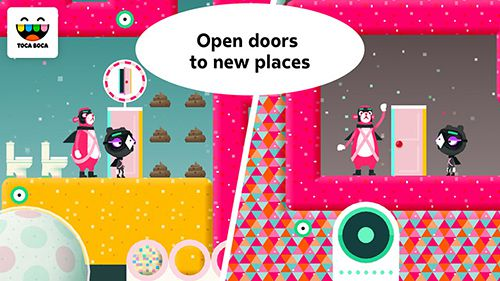 Free Toca: Blocks download for iPhone, iPad and iPod.