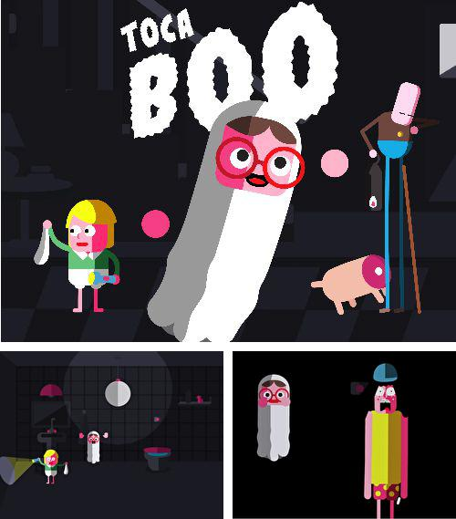 In addition to the game Duke Nukem 2 for iPhone, iPad or iPod, you can also download Toca Boo for free.