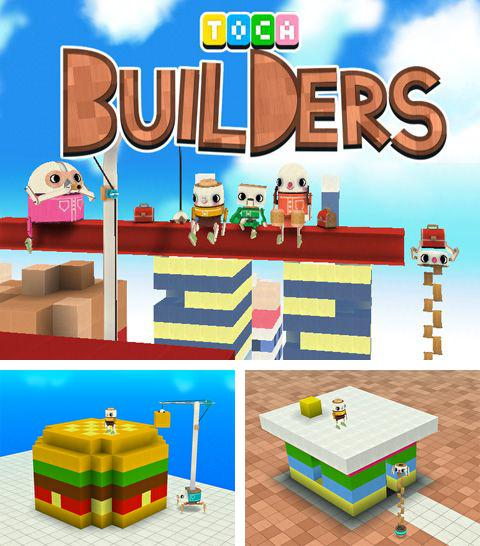Download Toca: Builders iPhone free game.