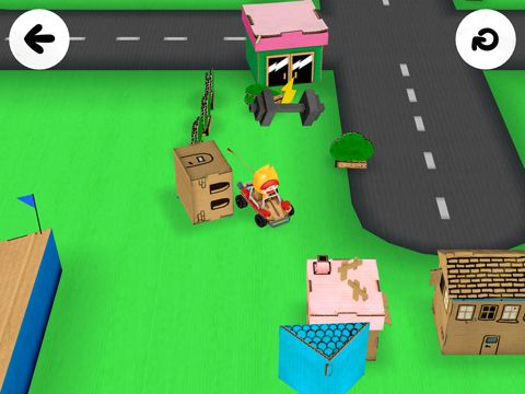 Free Toca cars download for iPhone, iPad and iPod.