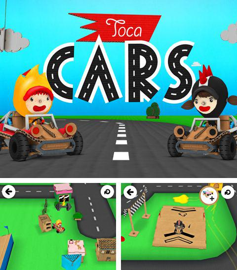 In addition to the game Ski Jumping for iPhone, iPad or iPod, you can also download Toca cars for free.