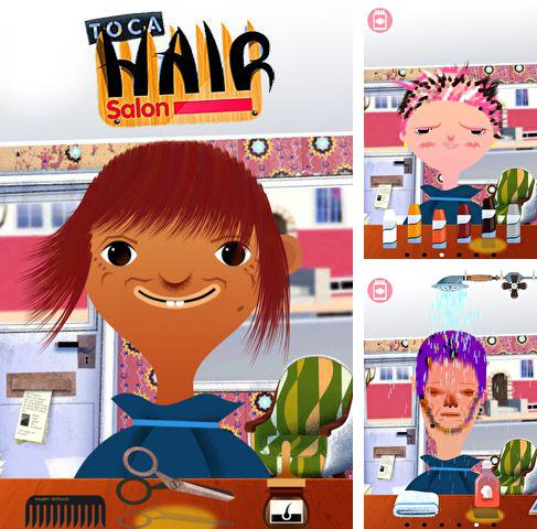In addition to the game House of Shadows for iPhone, iPad or iPod, you can also download Toca: Hair salon for free.