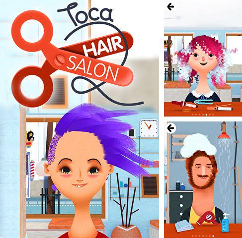 In addition to the game Heroes of loot 2 for iPhone, iPad or iPod, you can also download Toca: Hair salon 2 for free.