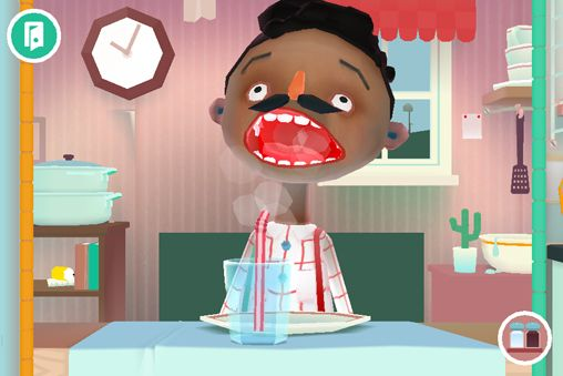 Download Toca: Kitchen 2 iPhone free game.