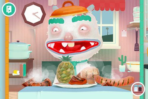 Screenshots do jogo Toca: Kitchen 2 para iPhone, iPad ou iPod.