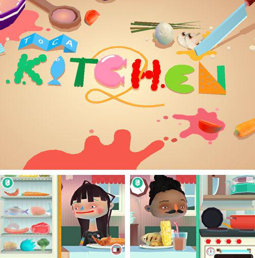 In addition to the game Lost socks: Naughty brothers for iPhone, iPad or iPod, you can also download Toca: Kitchen 2 for free.