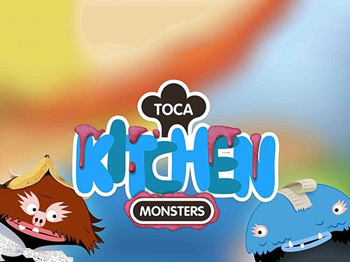 Toca: Kitchen monsters