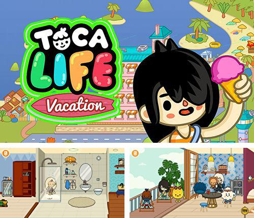 In addition to the game Game of war: Fire age for iPhone, iPad or iPod, you can also download Toca life: Vacation for free.