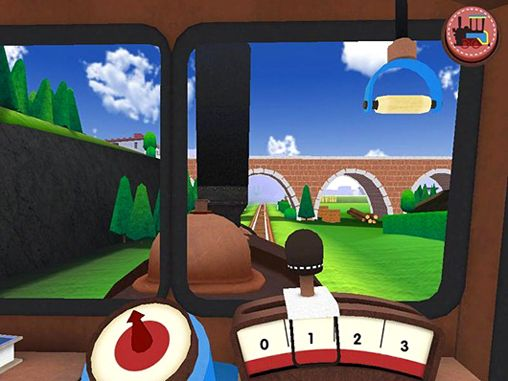 Free Toca: Train download for iPhone, iPad and iPod.