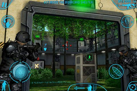 Игра Tom Clancy's Rainbow six: Shadow vanguard для iPhone