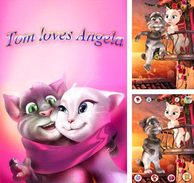 In addition to the game Warp gate runner for iPhone, iPad or iPod, you can also download Tom Loves Angela for free.