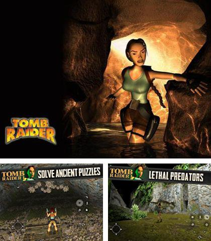 In addition to the game Classic brick for iPhone, iPad or iPod, you can also download Tomb Raider for free.