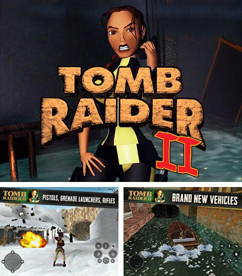 In addition to the game Cut the rope 2: Om-Nom's unexpected adventure for iPhone, iPad or iPod, you can also download Tomb raider 2 for free.