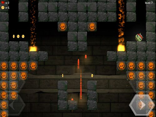 Download Tomb roller iPhone free game.