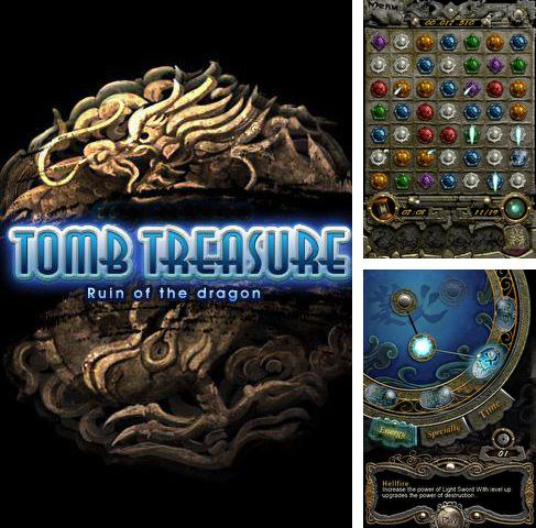 Alem do jogo Cogumelo 11 para iPhone, iPad ou iPod, voce tambem pode baixar Túmulo de tesouros: Ruínas do dragão, Tomb treasure: Ruin of the dragon gratuitamente.