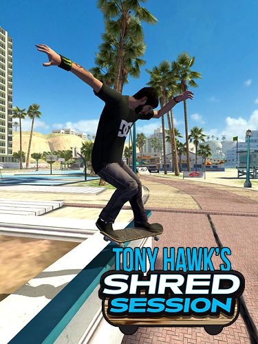 Tony Hawk's: Shred session
