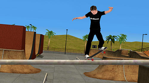 Capturas de pantalla del juego Tony Hawk's skate jam para iPhone, iPad o iPod.