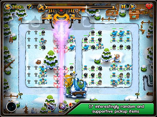 Download Toon tactics TD: Ambush iPhone free game.