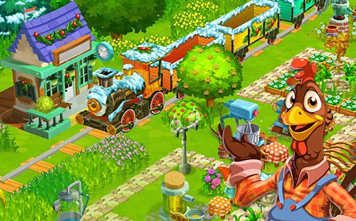 Descarga gratuita de Top farm para iPhone, iPad y iPod.