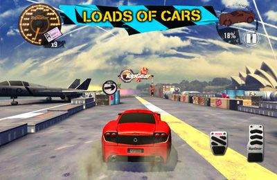 Скачать Top Gear: Stunt School Revolution на iPhone бесплатно
