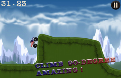 Гра Top Monster Trucks Racing Pro для iPhone