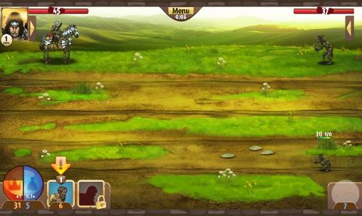 Download Top of war iPhone free game.