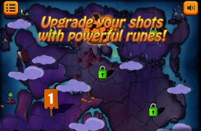 Capturas de pantalla del juego Toppling Towers: Halloween para iPhone, iPad o iPod.