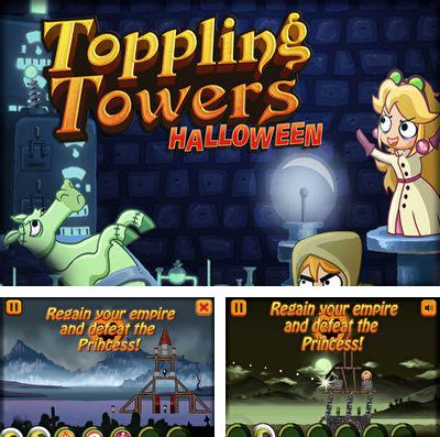 In addition to the game Super Hedgehog for iPhone, iPad or iPod, you can also download Toppling Towers: Halloween for free.
