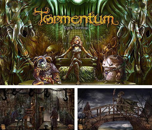 In addition to the game Mental Hospital 2 for iPhone, iPad or iPod, you can also download Tormentum: Dark sorrow for free.