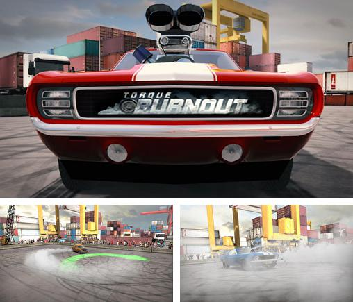 In addition to the game Sky Burger for iPhone, iPad or iPod, you can also download Torque burnout for free.
